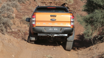 Outback Comparison Test - Ford Ranger Wildtrak
