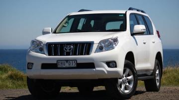 2010 Toyota Prado GXL V6 Manual Road Test Review