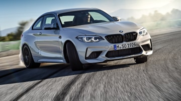 BMW M2 Competition revealed