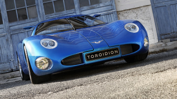 Toroidion 1MW Concept Unveiled In Monaco, Good For 1000kW