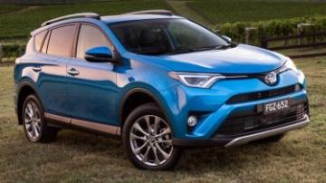 New Toyota RAV4 pricing revealed