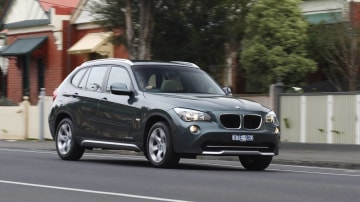 BMW X1 Range Joined By X1 xDrive25i, sDrive18i And sDrive20d In Australia