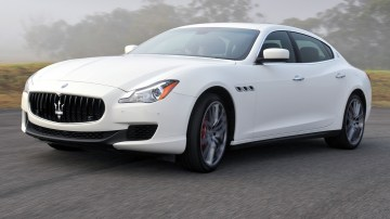 Maserati Quattroporte And Ghibli Recalled For Rod Readjustment
