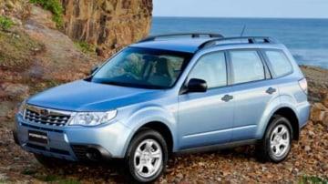 Subaru Forester X
