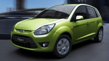 Ford Reveals Indian-Market Figo Minicar, Australia Not Out Of The Question