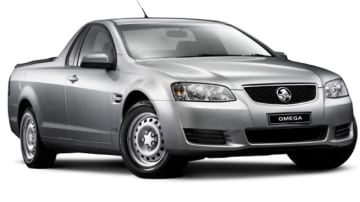 Holden Omega Ute VE Series II