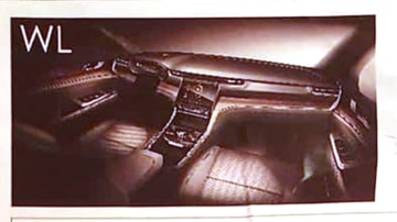 2021 Jeep Grand Cherokee interior design leaked