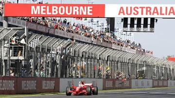 2007 Australian Grand Prix. Picture: AP