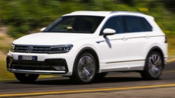 2017 Volkswagen Tiguan 162TSI first drive review
