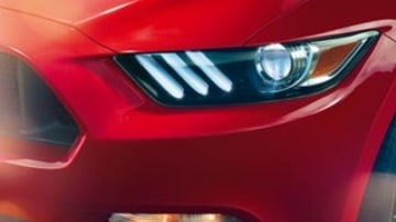 New Ford Mustang goes up for auction
