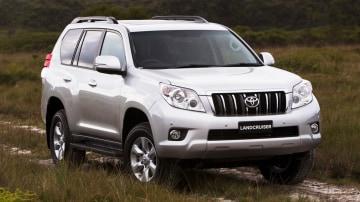 Toyota Prado Joins Altitude Special Edition Range