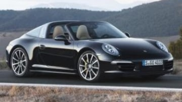 The latest Porsche 911 Targa brings retro flavour to open air motoring