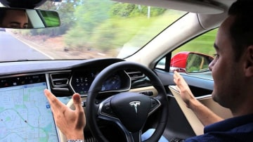 Self-driving cars could make roads significantly safer.