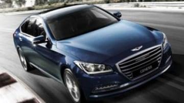 Hyundai confirms Genesis