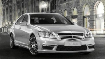 2010 Mercedes Benz S63 AMG And S65 AMG Images Leaked