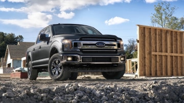 Ford F-150 will be fully-electric