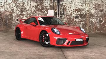 2018 Porsche 911 GT3 Quick Spin review