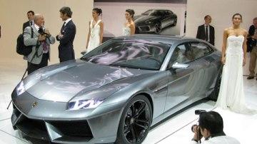Photo Of The Day: Lamborghini Estoque