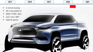 Great Wall is planning a new high-tech ute.