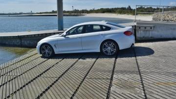 2018 BMW 430i Gran Coupe.
