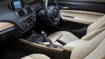 BMW 2-Series interior.