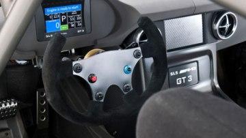 Mercedes Gullwing SLS AMG GT3