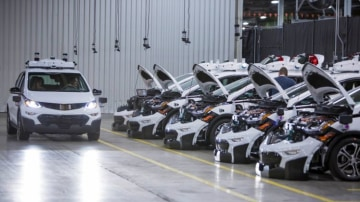 Chevrolet can build fully autonomous vehicles in existing production facilities.