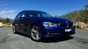 2016 BMW 320i REVIEW, Price, Features | Stellar Handling And A Sweet Ride