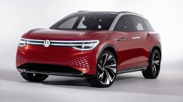 Volkswagen ID. Roomzz unveiled