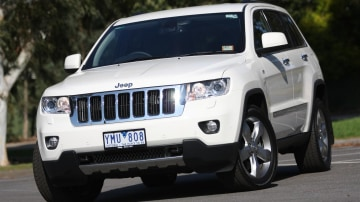 2011 Jeep Grand Cherokee Limited Diesel Review