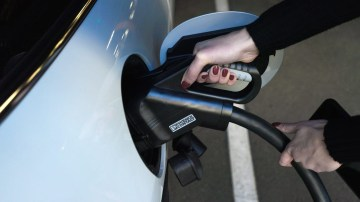 Electric vehicle sales have doubled so far this year