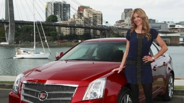 Cadillac Officially Launches Downunder