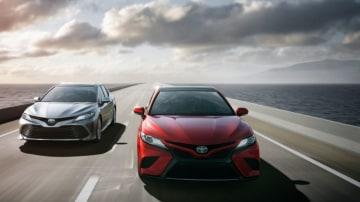 2018 Toyota Camry revealed