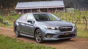2018 Subaru Liberty - Price And Features