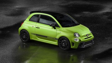 Abarth 595 new colour options.