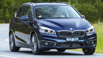 2015 BMW 2 Series Active Tourer Review: 218i Petrol Auto