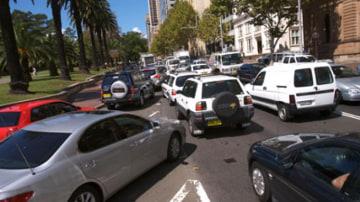 Gridlock half as bad again in 15 years
