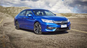 2018 Honda Accord range review
