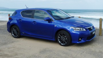 Lexus CT 200h F Sport Long Term Test: Chapter Two
