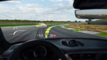 Porsche develops augmented driving reality