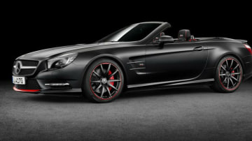 Mercedes-Benz SL Mille Miglia 417 Limited Edition Unveiled