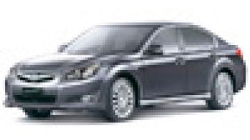 Subaru Liberty 2.5i    Picture supplied.