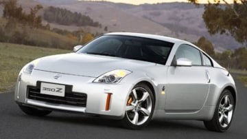 2007 Nissan 350Z Coupe Track