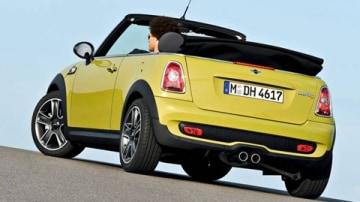 2009 MINI Cooper Cabrio Revealed