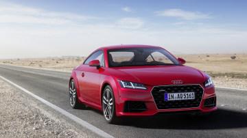 Audi's new TT gets more power