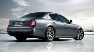 New Maserati Quattroporte Range Revealed