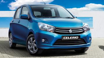 Suzuki Celerio On Sale In Australia From March