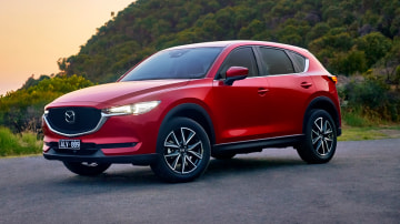 2019 Mazda CX-5 GT Turbo Ali says, Steve says