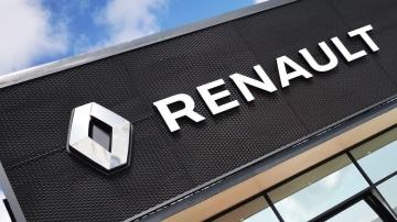 Renault sign