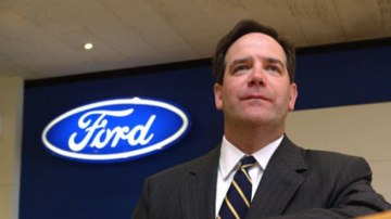 Ford Australia President Tom Gorman